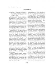 commentary - Oxford Journals