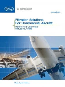 Commercial Aircraft Capability Brochure