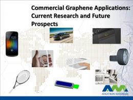 Commercial Graphene Applications: Current ...