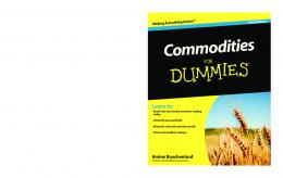 Commodities For Dummies, 2nd Edition