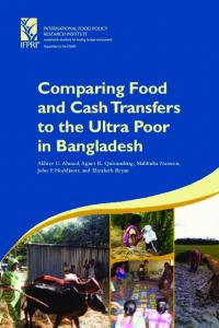 Comparing Food and Cash Transfers to the Ultra ... - AgEcon Search
