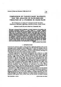 Comparison of Various Basic Wavelets for the ... - Science Direct