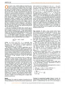 Complexity control by gradient descent in deep ... - Naturewww.researchgate.net › publication › fulltext › Complexit
