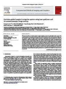 Computerized Medical Imaging and Graphics ... - Semantic Scholar