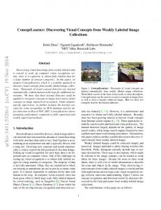 ConceptLearner: Discovering Visual Concepts from Weakly Labeled ...