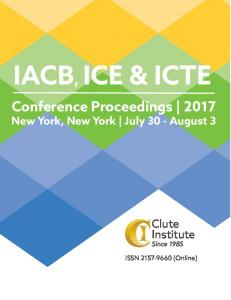 Conference Proceedings | 2017