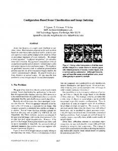Configuration Based Scene Classification And Image Indexing ...
