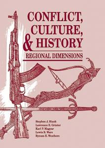 Conflict, Culture and History: Regional Dimensions