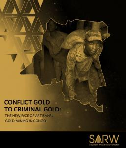 conflict gold to criminal gold - Compliance and Capacity Skills