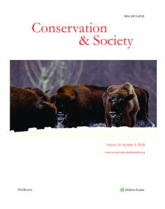 Conservation & Society