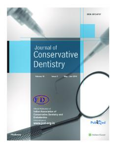 Conservative Dentistry