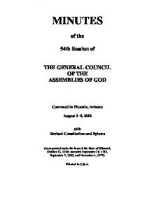 Constitution & Bylaws with Minutes.pdf - AG Web Services