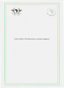 CONSTITUTION OF THE AFRICAN CIVIL AVIATION COMMISSION