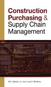 Construction Purchasing & Supply Chain Management - isms.