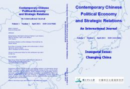 Contemporary Chinese Political Economy and