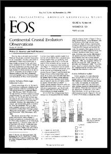 Continental crustal evolution observations - Wiley Online Library