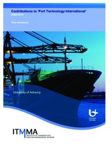 Contributions to 'Port Technology International'