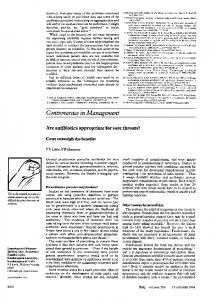 Controversies in Management - Europe PMC