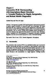Convective PCR Thermocycling with Smartphone ... - Springer Link