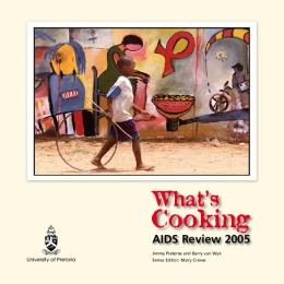 Cooking - UNESCO HIV and Health Education Clearinghouse