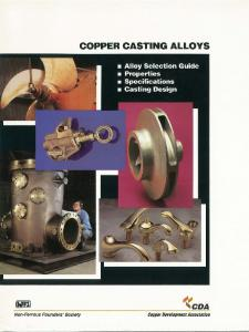 COPPER CASTING ALLOYS - Copper Development Association