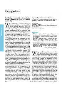 Correspondence - World Journal of Pediatrics