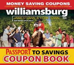 Coupon Available - Go Williamsburg