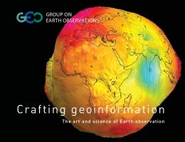 Crafting geoinformation