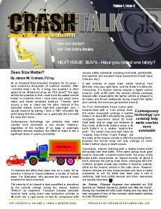 CrashTalk V1 Issue 4