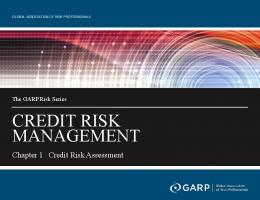 CREDIT RISK MANAGEMENT - GARP