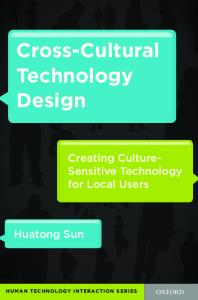 Cross-Cultural Technology Design