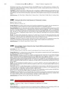 CT-based Inverse Treatment Planning In HDR-intracavitary ...