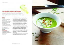 Cucumber and lettuce vichyssoise - Telegraph