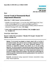 Current Trends in Nanomaterial-Based