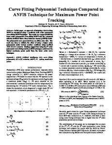 Curve Fitting Toolbox User'