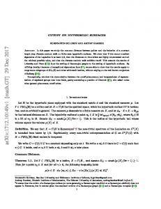 Cutoff on Hyperbolic Surfaces - arXiv