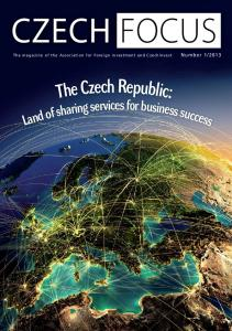 Czech Focus 1/2013 - CzechInvest