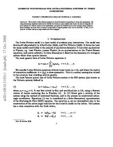 DARBOUX POLYNOMIALS FOR LOTKA-VOLTERRA SYSTEMS IN