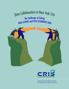 Data Collaboration in New York City