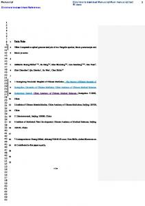 Data Note Manuscript Click here to download