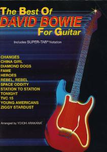 David Bowie - The best of for guitar (chords and ... - Herdingelectrons