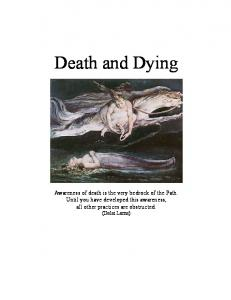 Death and Dying - Kirpalsingh.org