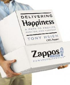 Zappos Delivering Happiness