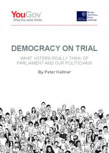 Democracy on trial - YouGov