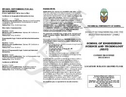 DEPARTMENT OF ELECTRICAL AND ELECTRONIC ENGINEERING