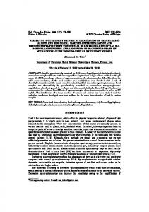derivative spectrophotometric determination of trace lead in alloys