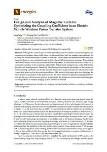 Design and Analysis of Magnetic Coils for Optimizing ... - MDPIwww.researchgate.net › publication › fulltext › Design-an
