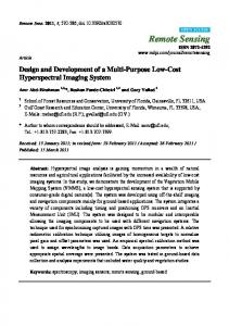 Design and development of low cost multi channel usb data design and development of a multi purpose low cost mdpi sciox Image collections