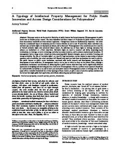 Design Considerations for Policymakers - Semantic Scholar