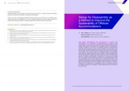 Design for Disassembly as a Method to Improve the